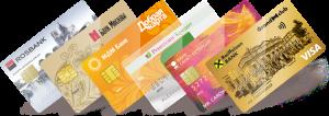 Бонусы банковских карт