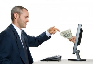 Попросить в долг в Интернете