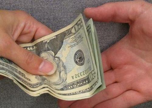 Просить деньги если есть своими руками