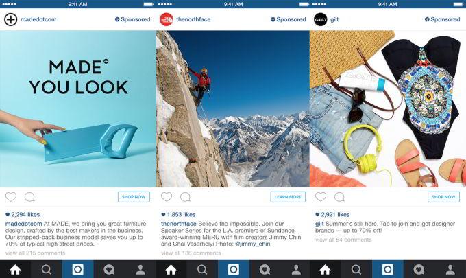 Как заработать в Инстаграм реальные деньги: пример рекламы на фото