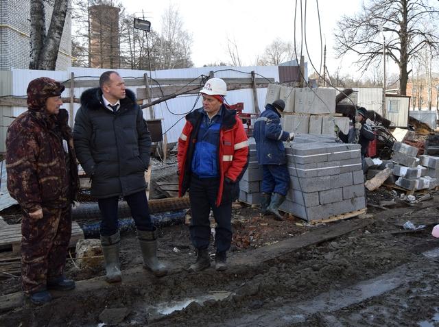 Материнский капитал под строительство дома с привлечением подрядчика