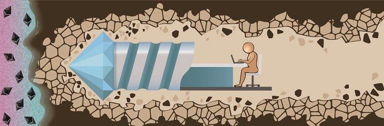 Как добывается эфир криптовалюта