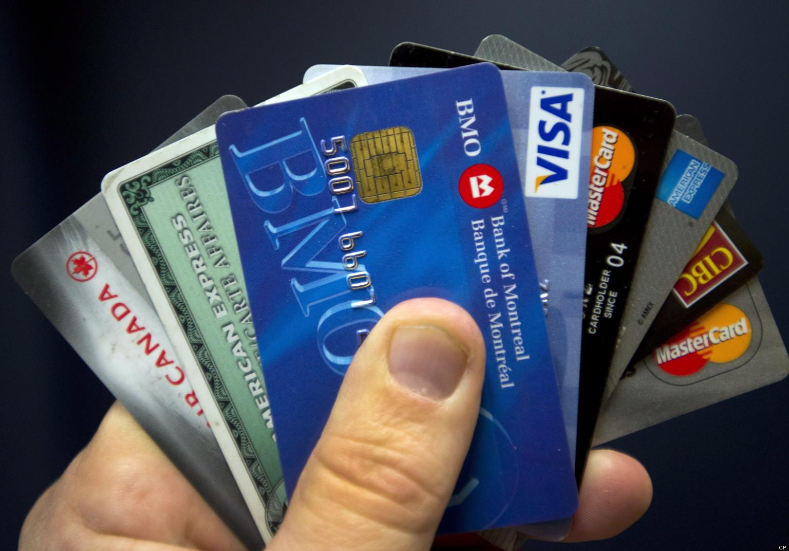 кредитная карта для не работающих официантом-самая суровая сфер