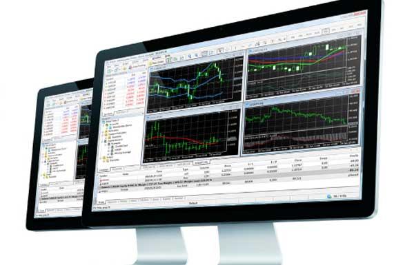 Онлайн торги можно осуществлять и на своем ПК
