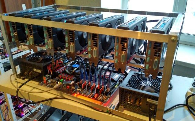 Майнинг биткоинов на своем компьютере
