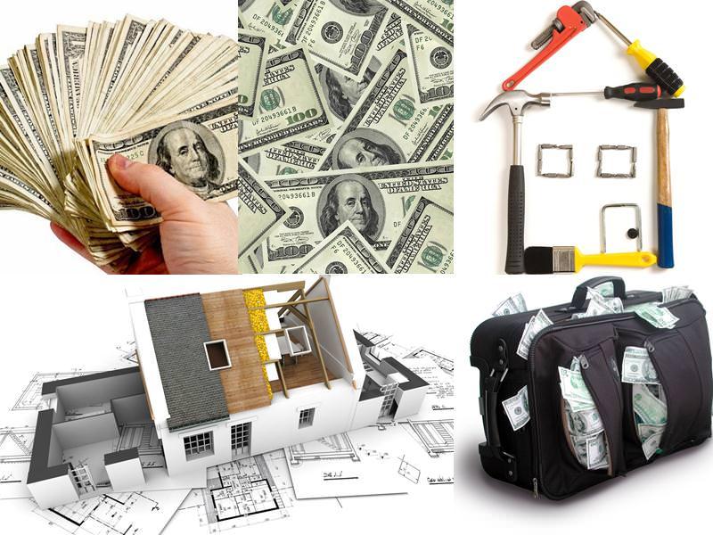 Нецелевой потребительский кредит на ремонт квартиры