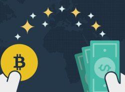 Как переводить биткоины в деньги