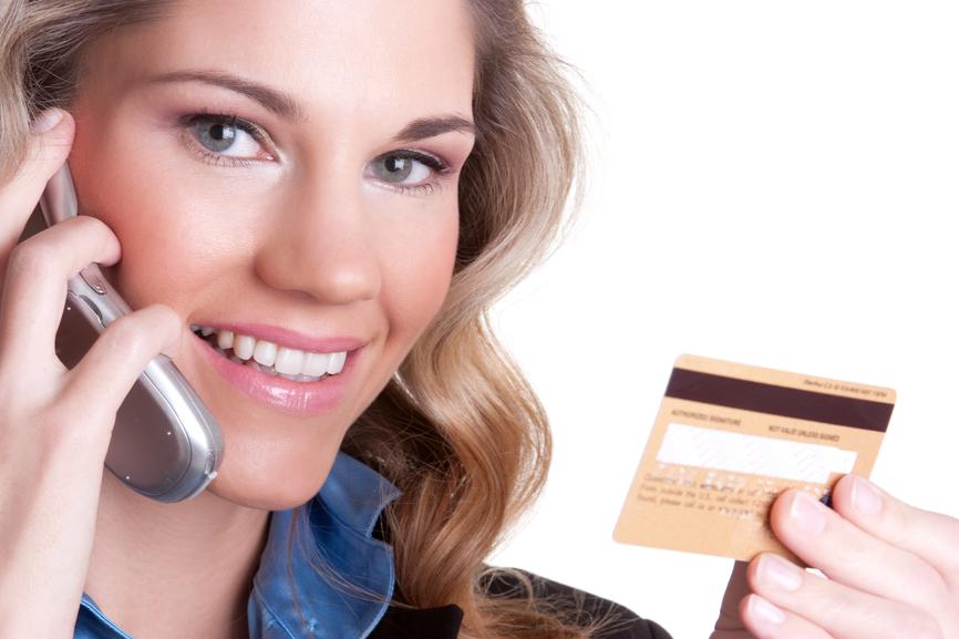 Как срочно получить кредитную карту по телефону