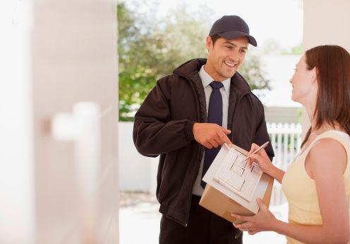 Кредитная карта получить онлайн быстро с помощью курьерской доставки