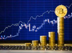 Курс биткоина к рублю