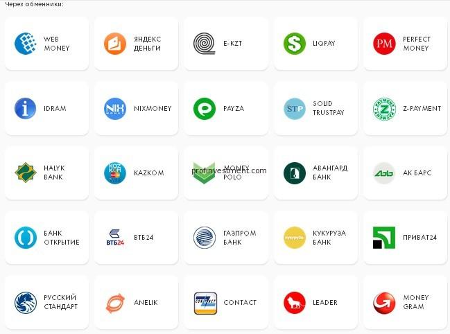 Сервисы и обменники для пополнения биткоин-кошелька