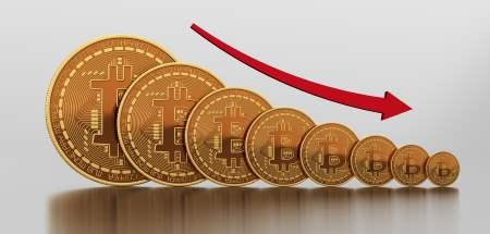 Почему биткоин голд курс провалился