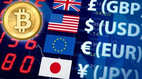 курс биткоина к доллару на сегодня есть на биржах