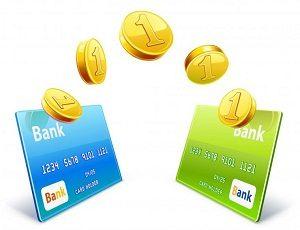 Возможен ли перевод с кредитной карты на другую кредитную карту