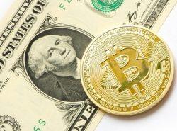 Курс биткоина к доллару на сегодня