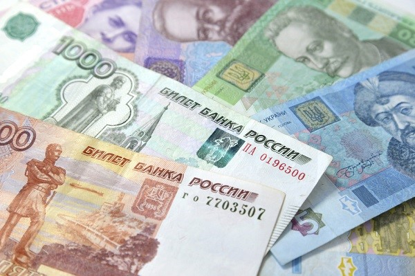 Курс гривны к рублю