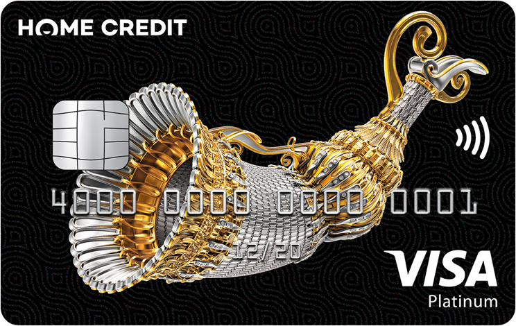 Онлайн-оформление кредитной карты Хоум Кредит «Ярмарка»