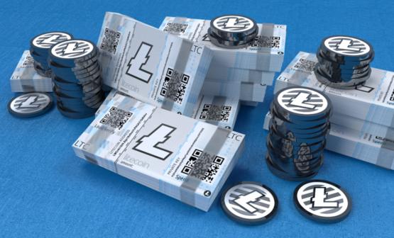 Сделки с лайткоином происходят быстрее, чем с биткоином
