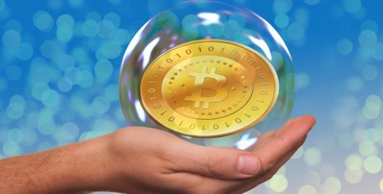 В 2018 году биткоин перестали называть «мыльным пузырем»