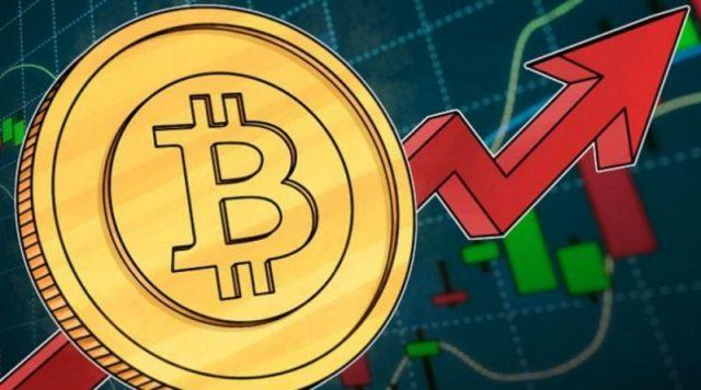 Волативность курса биткоина сохраняется и в 2018 году