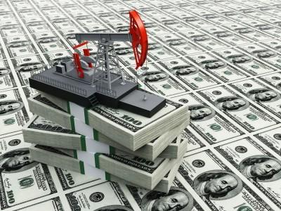 Зависимость курса доллара от нефти