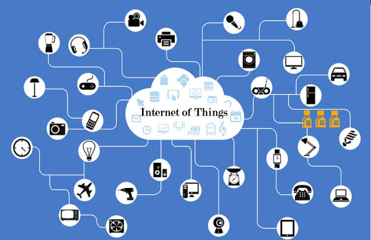 Интернет умных вещей - будущее йота