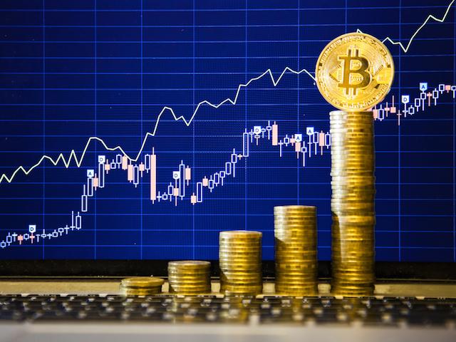 Курс биткоина в реальном времени на биржах криптовалют