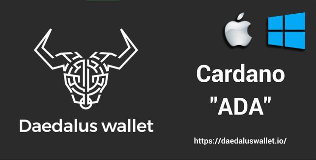 Официальный кошелек Daedalus для cardano