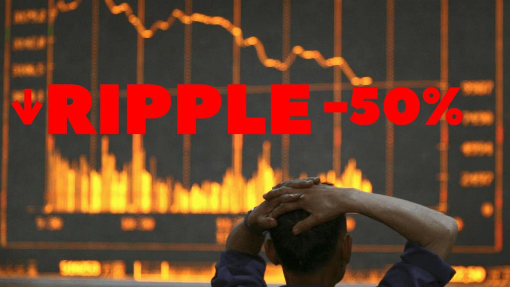 Причины роста и падения курса ripple к доллару в 2018 году