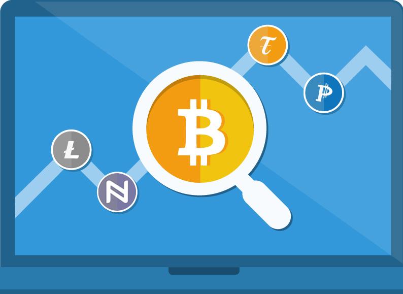 Краткое описание криптовалют из ТОП 100