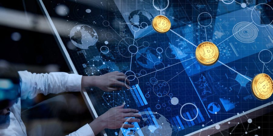 Технология криптовалюты на примере блокчейна