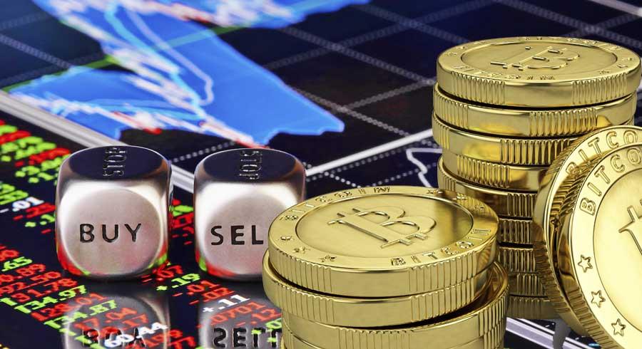 Трейдинг на биржах криптовалют