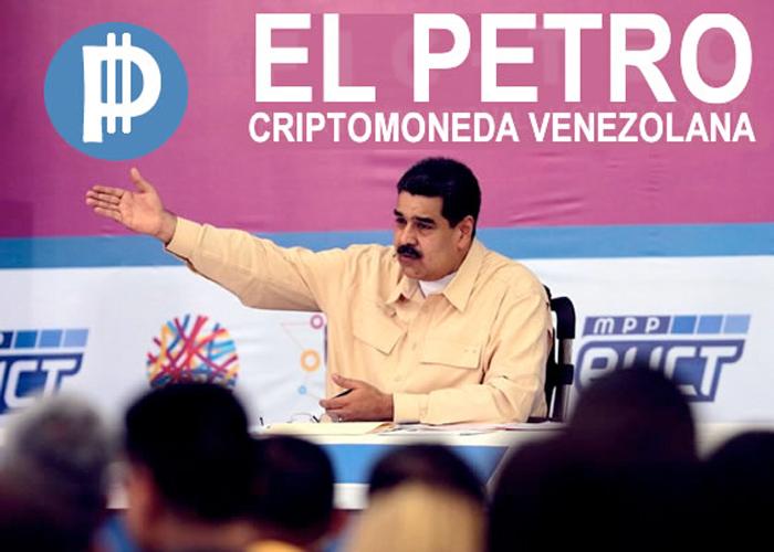 Венесуэла выпустила свою криптовалюту