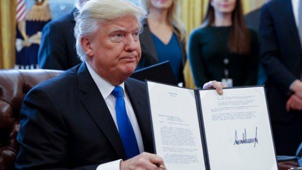 Закон Трампа против конфиденциальности