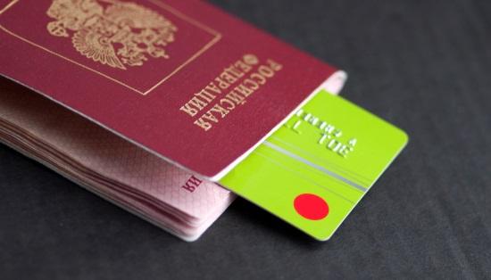 Кредит онлайн на карту Сбербанка только по паспорту