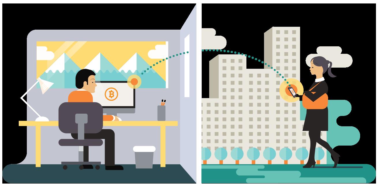 Локал Биткоин - покупка и продажа биткоинов напрямую