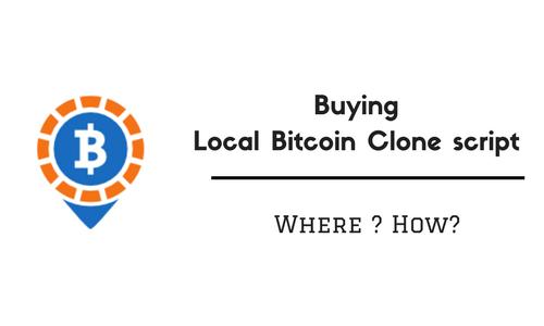 Локал биткоин