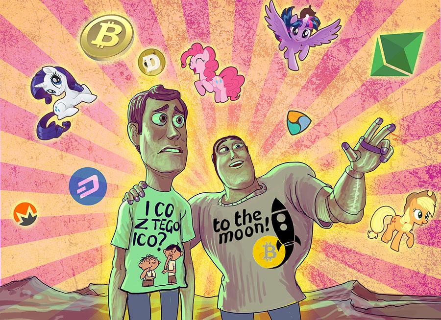 Надежды, возложенные на конференцию по криптовалютам, не оправдались
